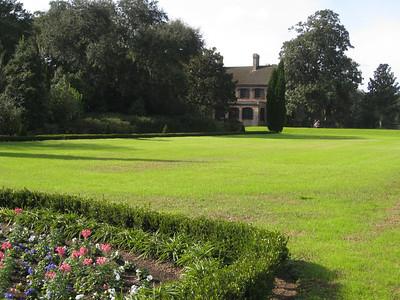 Main house at Middleton, Charleston