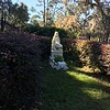 Famous headstone