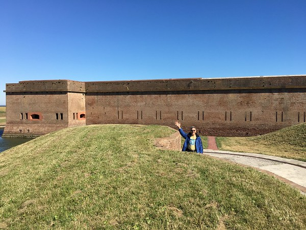 Ft. Pulaski Nat'l Monument