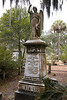 Wilbur Monument, Bonaventure Cemetery, Savannah, GA