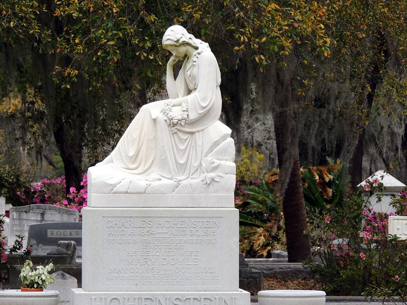 Bonaventure Cemetery, Savannah GA