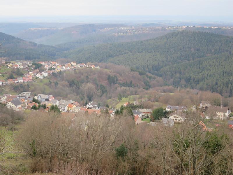 Wandelgebied Hohweckthal
