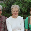 David, Anita and Ellen Knechel share some time in Madison Square Park