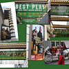 Good People, the theatre play for the evening, was just nominated for the 2011 Tony Award - Best Play  Thought provoking, some tension, some laughs, excellent character development.