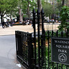 Fairwell to Madison Square Park - the journey continues