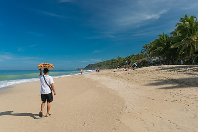 Sayulita, Mexico - December, 2017