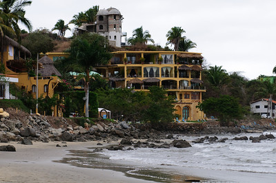 Picture from our trip to Sayulita, Mexico in February 2012