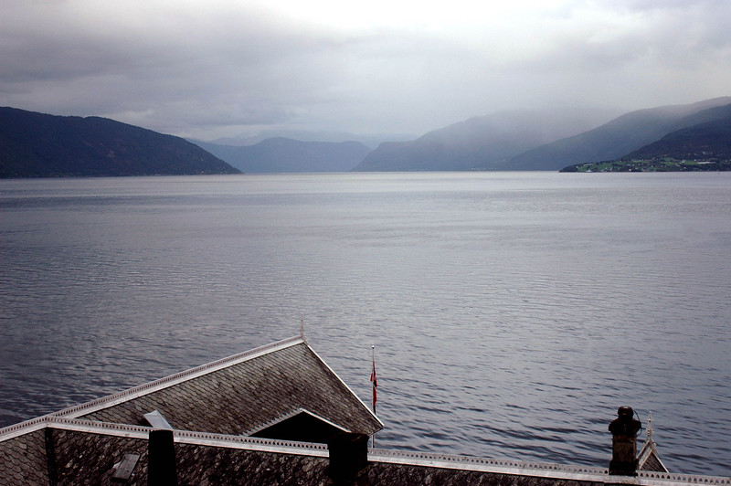 Sognefjord from Balestrand