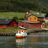It is still a fishing village.