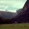 Bristalbreen glacier