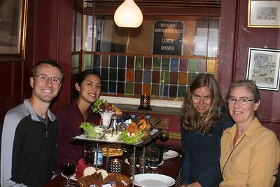 Dinner in Copenhagen