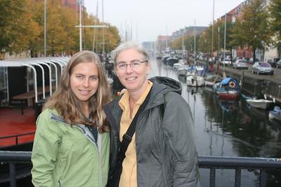 Kjirsten & Mitzi in Copenhagen