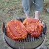 Now that is the famous Swedish Flinta Steak!!