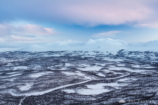 Abisko country