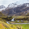 Train ride from Flam to Myrdal