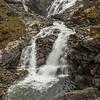Kjosfossen Waterfall,