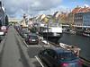 Nyhavn street & Restaurent area.