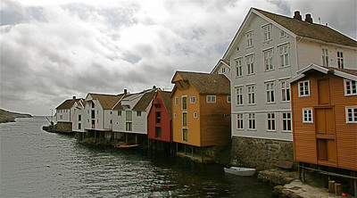 Sogndalsstrand, Noorwegen.