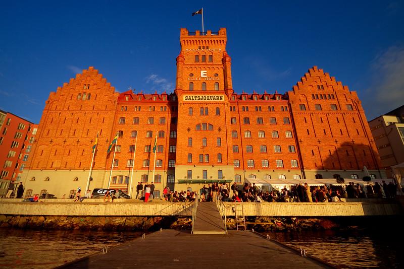 Saltsjoqvarn Elite Hotel, Stockholm, Sweden