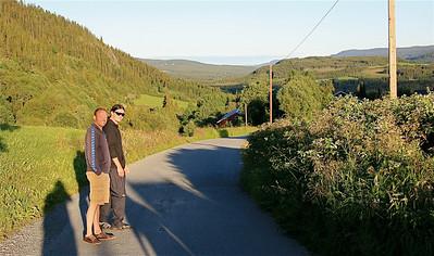 Victor & Eduard, Hemsedal, Noorwegen.