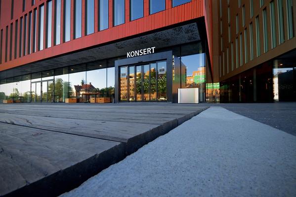 Konsert Hall, Malmo, Sweden