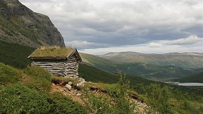 Hydalen, Noorwegen.