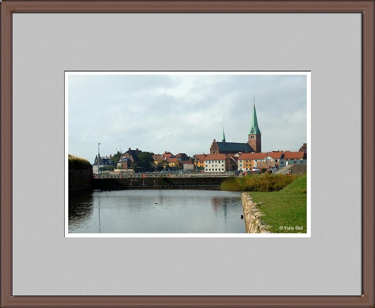Hamlet Kronborg Castle, Elsinor, Denmark