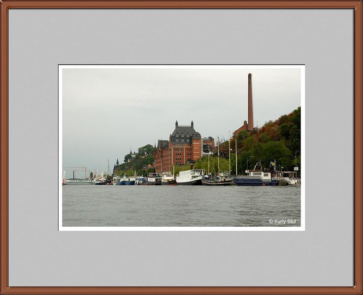 Lake Melaren, Sweden