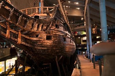 Stockholm - Vasa Museum