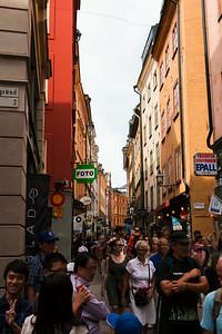Stockholm - Street