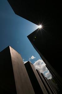 Berlin - Holocaust Memorial