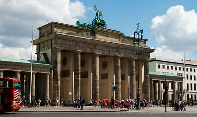 Berlin - Brandenburg Gate