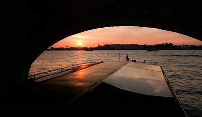St. Petersburg - Boat Ride