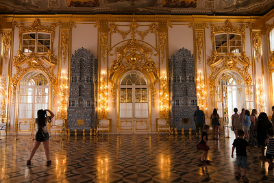 St. Petersburg - Catherine Palace