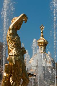 St. Petersburg - Peterhof Fountains