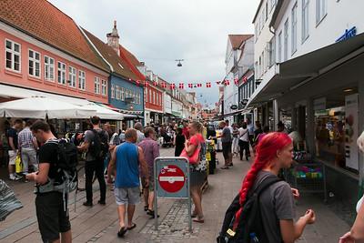 Copenhagen - Helsingør - Street