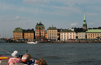 Stockholm - Boat Ride