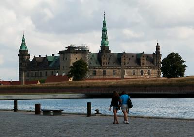 Copenhagen - Helsingør - Kronborg Castle