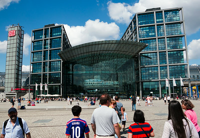 Berlin - Central Station