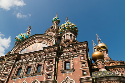 St. Petersburg - Church of the Savior on Spilled Blood