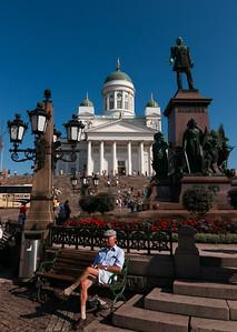 Helsinki - Helsinki Cathedral