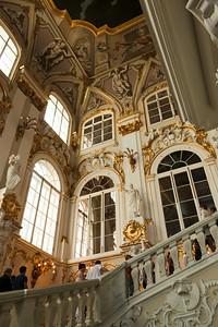 St. Petersburg - Hermitage Museum