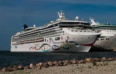 Scandinavian Cruise 2014