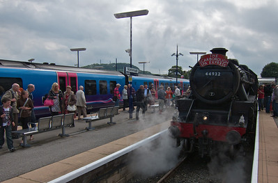 The Scarborough Spa Express at Scarborough