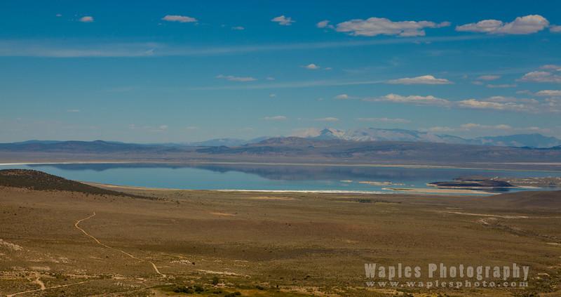 Mono Lake & White Mountains along US 395