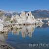 Tufa in Reflection