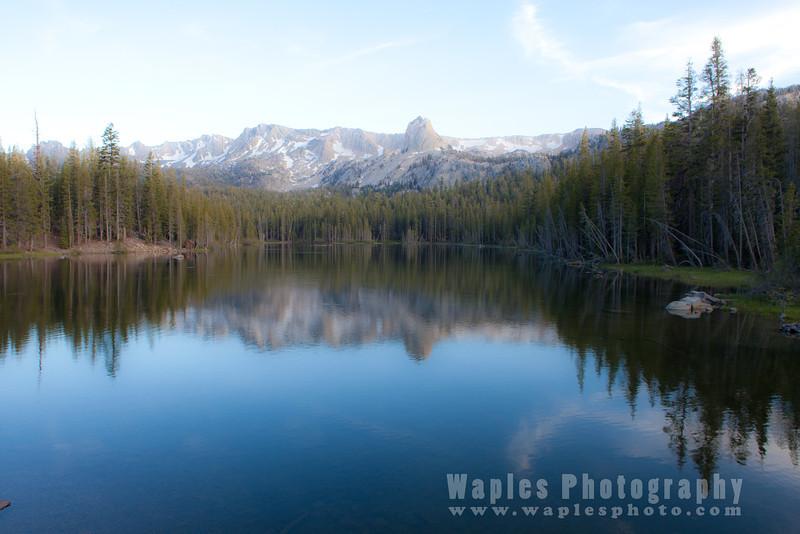 Lake Mamie, Mammoth Lakes, CA