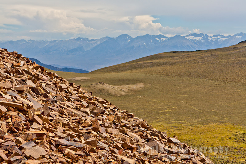 Talus and the Sierras