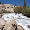 Waterfall on Stanislaus Creek