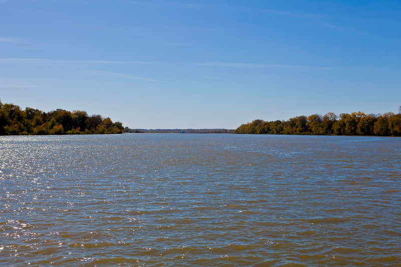 Great River Road, Alton, Grafton Illinois, Fall 2010.